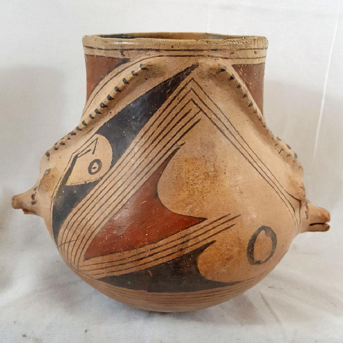 Casas Grande Coyote Effigy Pot Ca Early 20th Century - 2