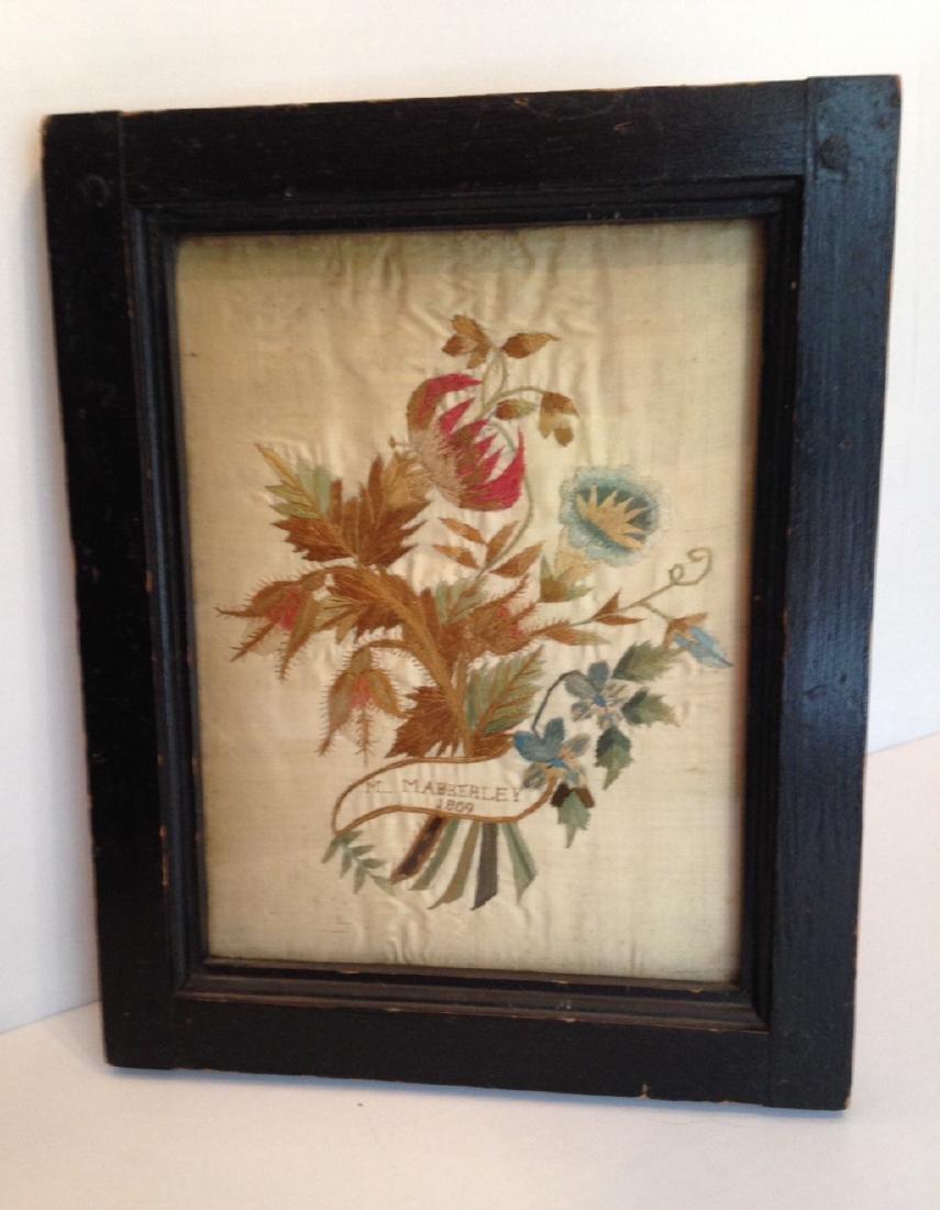 1809 Silk Needlework