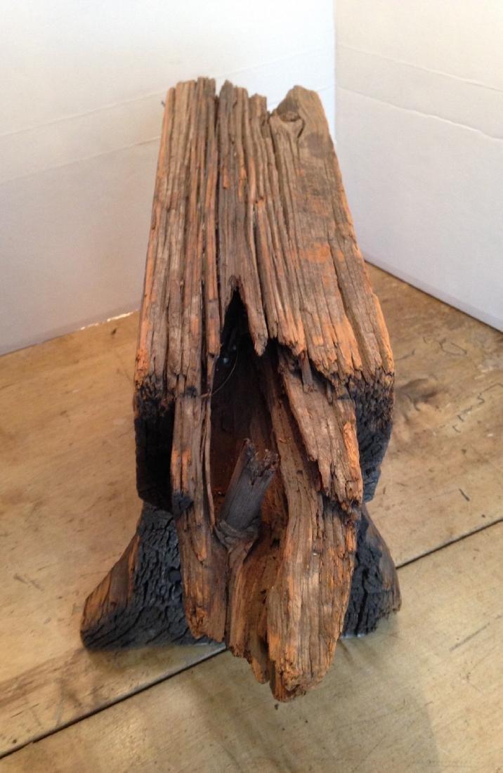 C1800 Wooden Anvil Blacksmith Trade Sign - 4