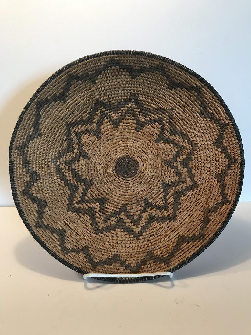Early 20th Century Apache Basket