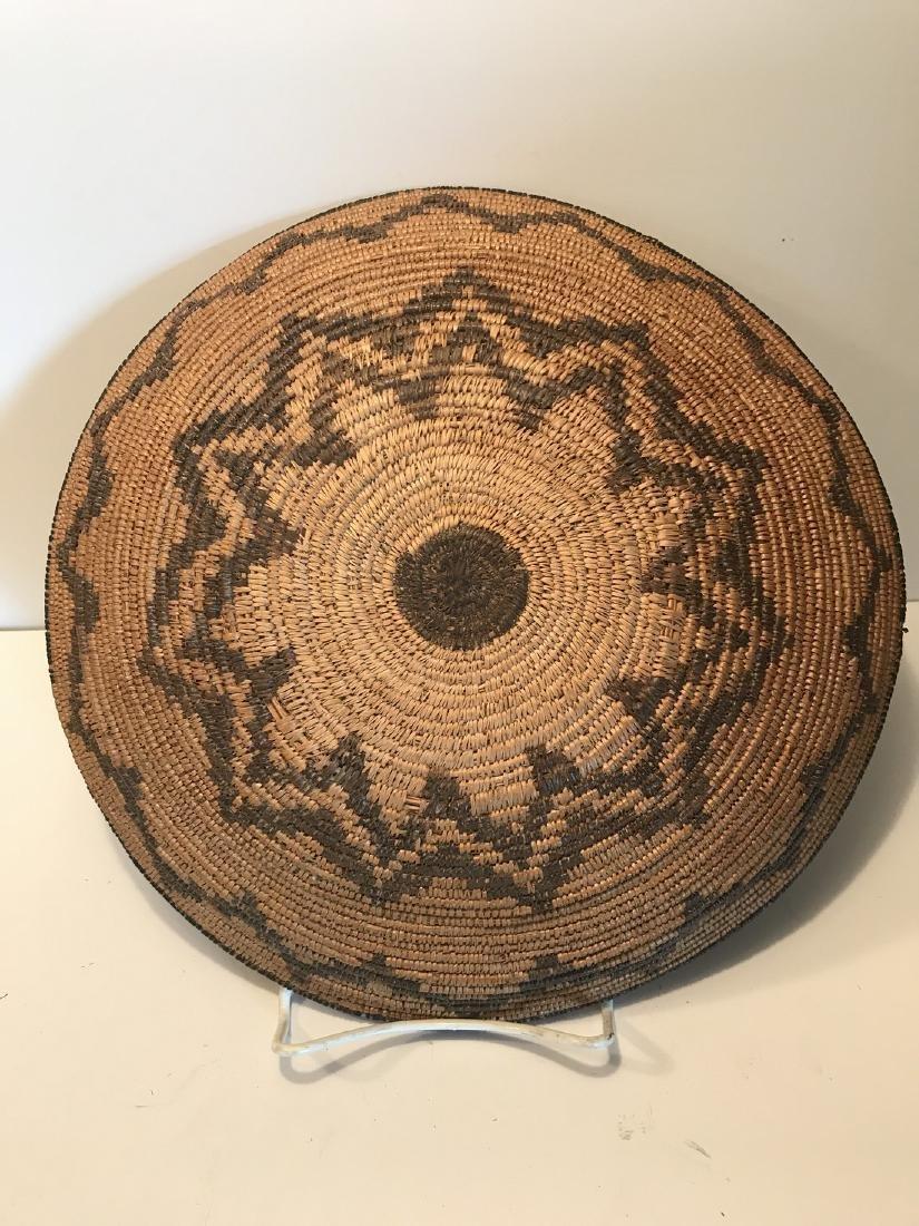 Early 20th Century Apache Basket - 2