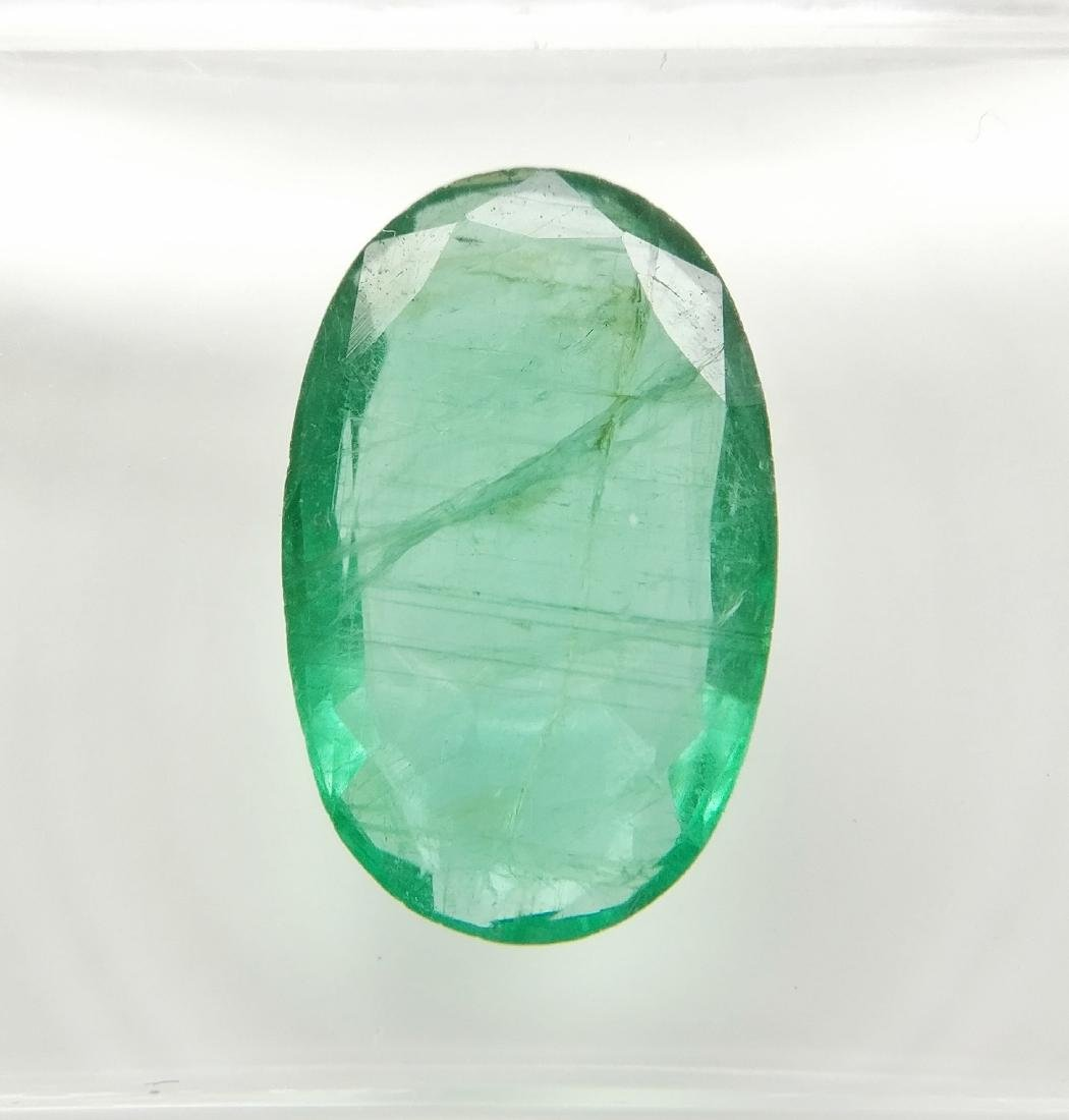 Emerald Green 2.02 ct