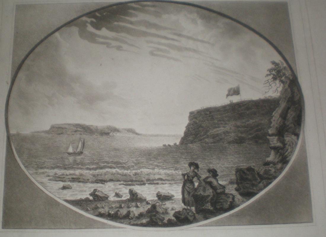 Veuda De La- Porta Del 19th Century Print