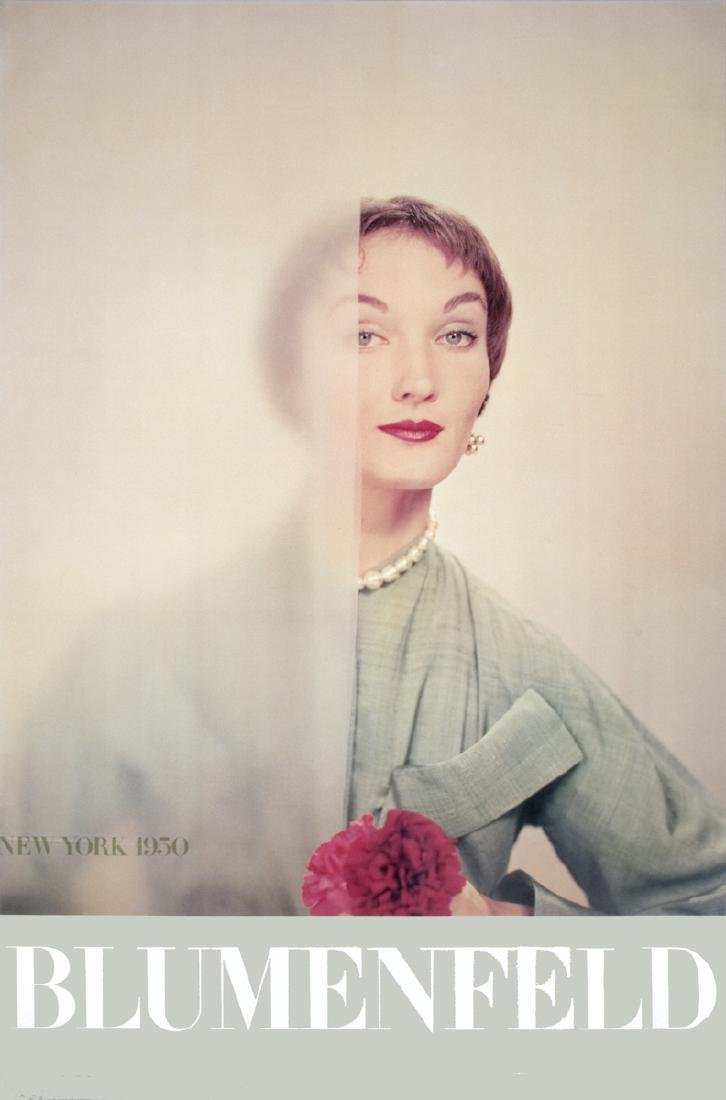 6 Assorted Fashion Photography Posters