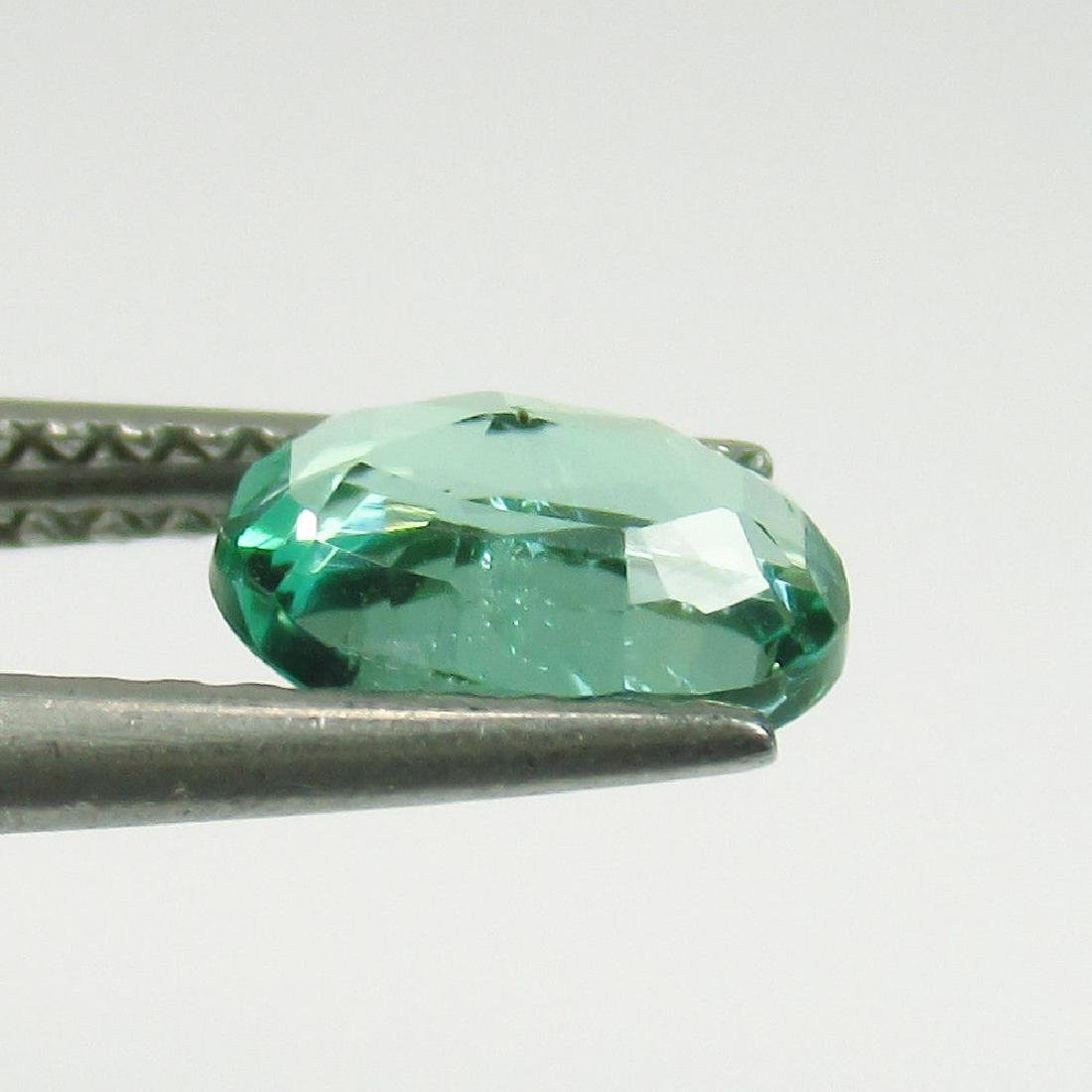 "0.75 Carat Natural Loose EXclusive ""VVS"" Emerald (7x5) - 2"