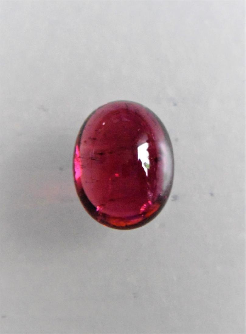 Rubellite Tourmaline - 5.60 Carat Loose - 2