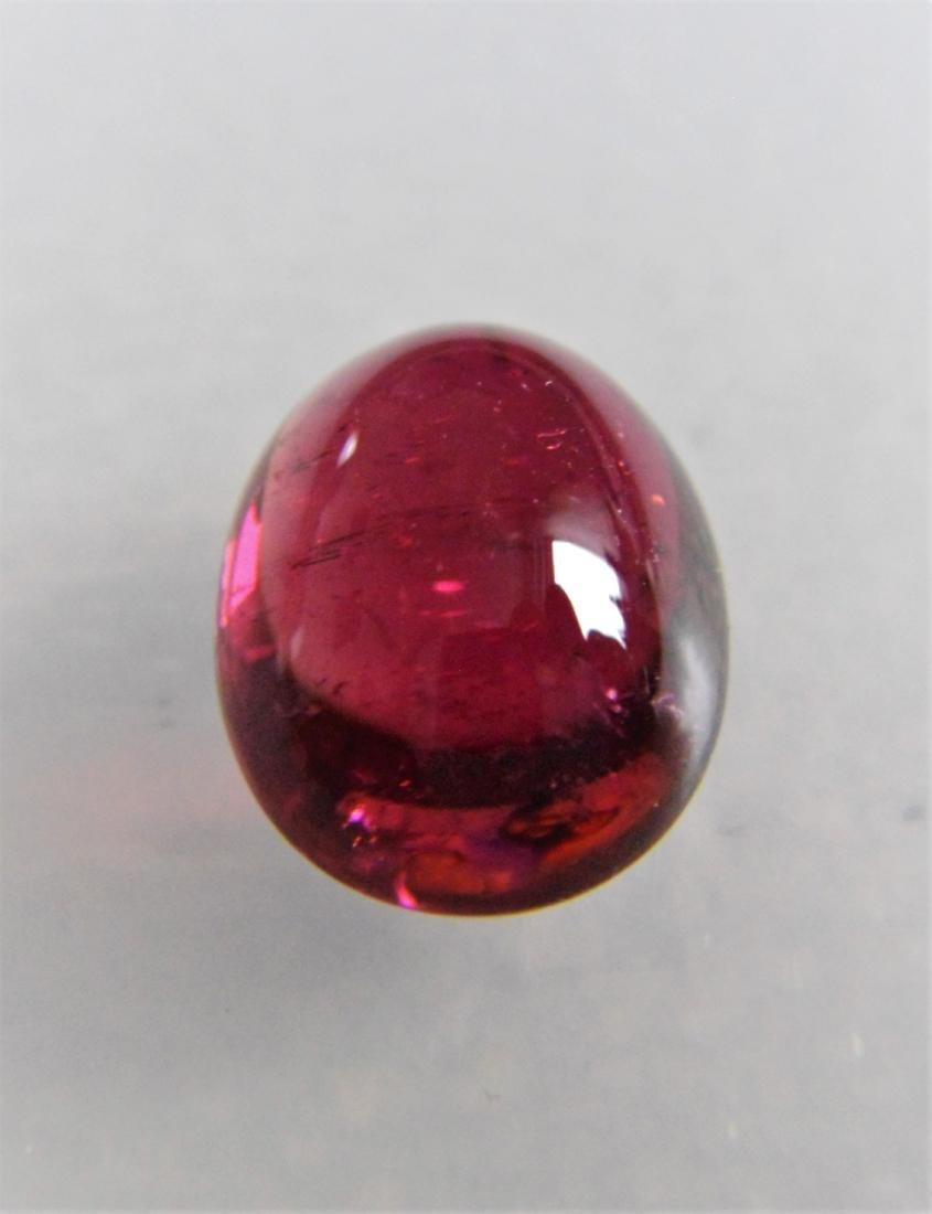 Rubellite Tourmaline - 5.60 Carat Loose - 5