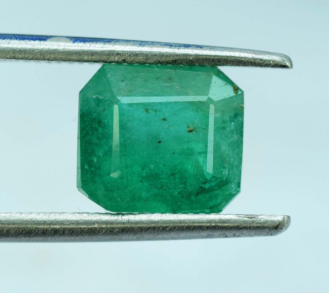 2.35 Carat Natural Emerald Loose Gemstone
