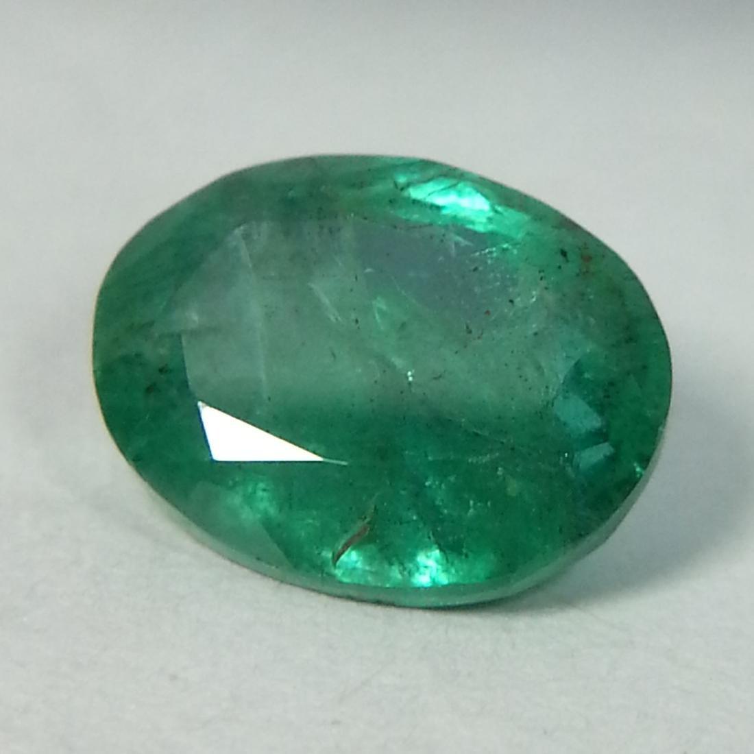 2.42 Carat Loose Emerald