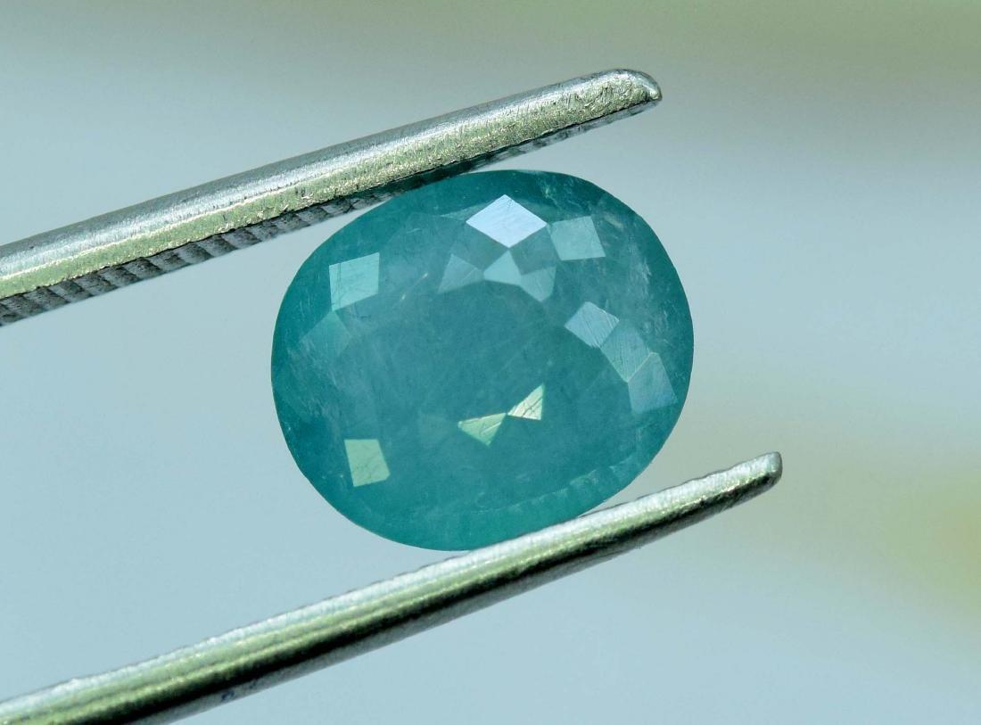 2.00 Carat Natural Grandidierite Loose gemstone - 5