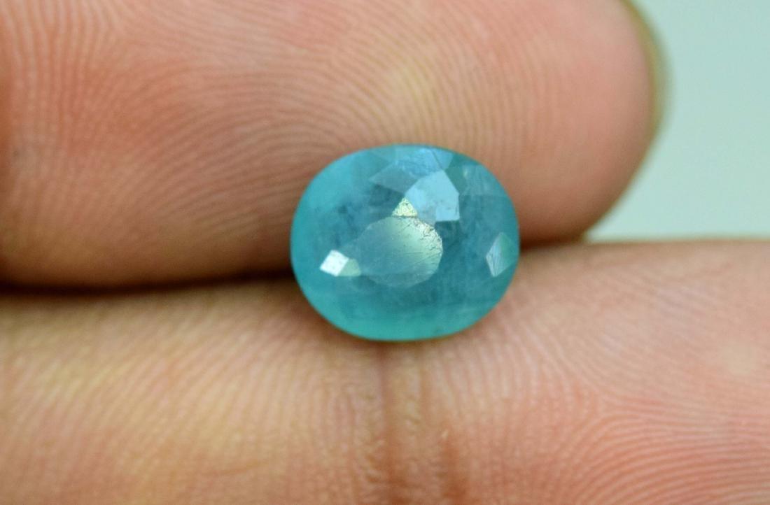 2.00 Carat Natural Grandidierite Loose gemstone - 6