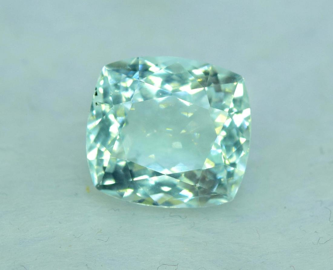 7.45 Carat Natural Aquamarine Loose gemstone