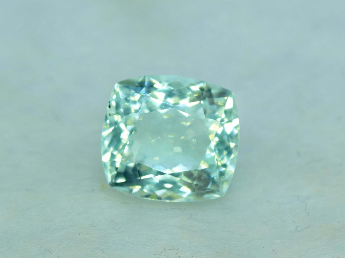 7.45 Carat Natural Aquamarine Loose gemstone - 4
