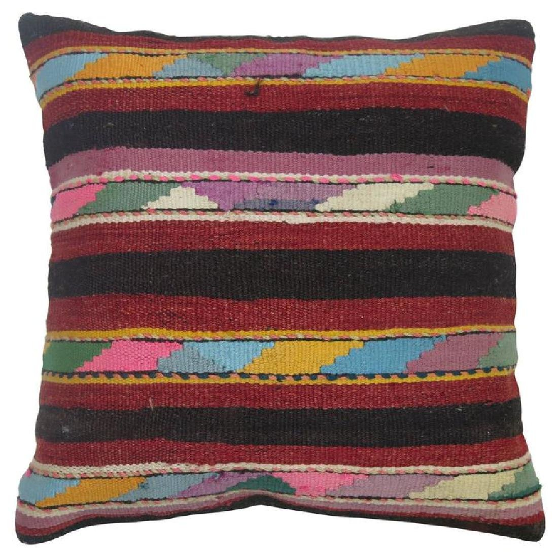 Colorful Kilim Rug Pillow 1.7x1.8
