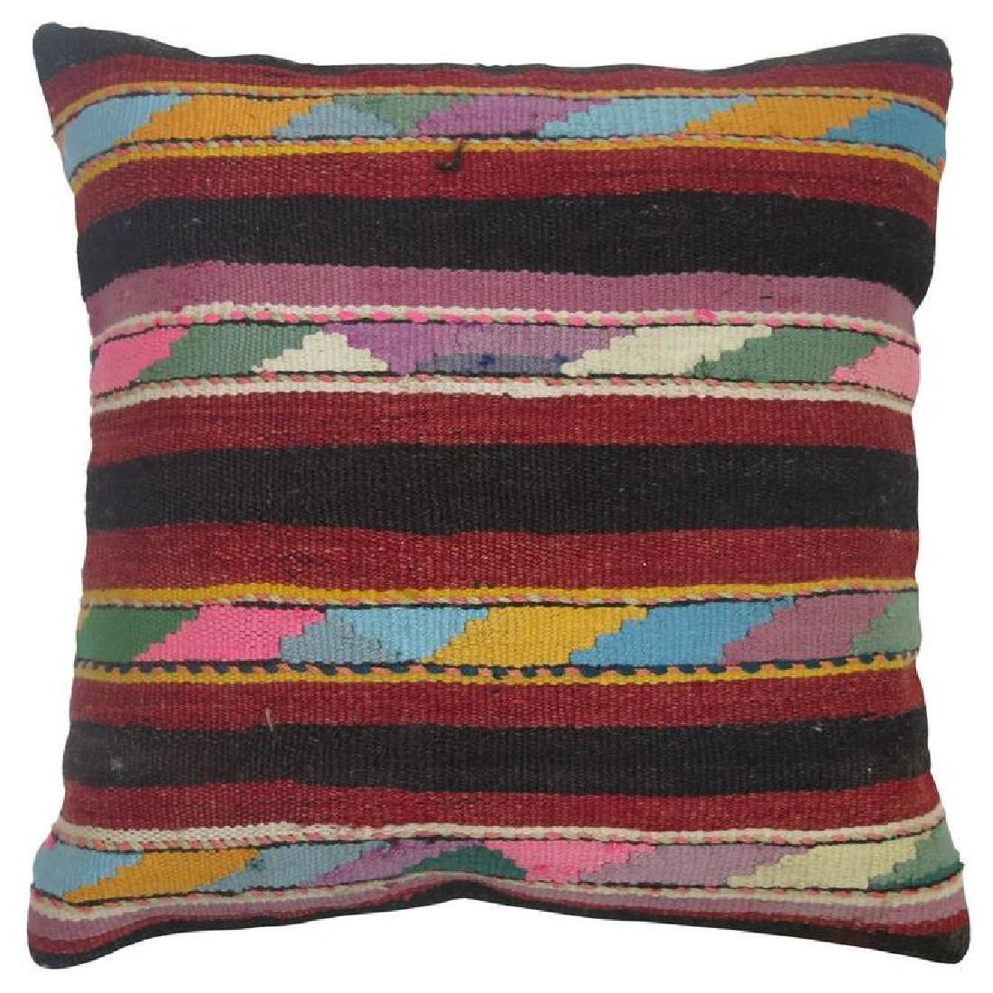 Colorful Kilim Rug Pillow 1.7x1.8