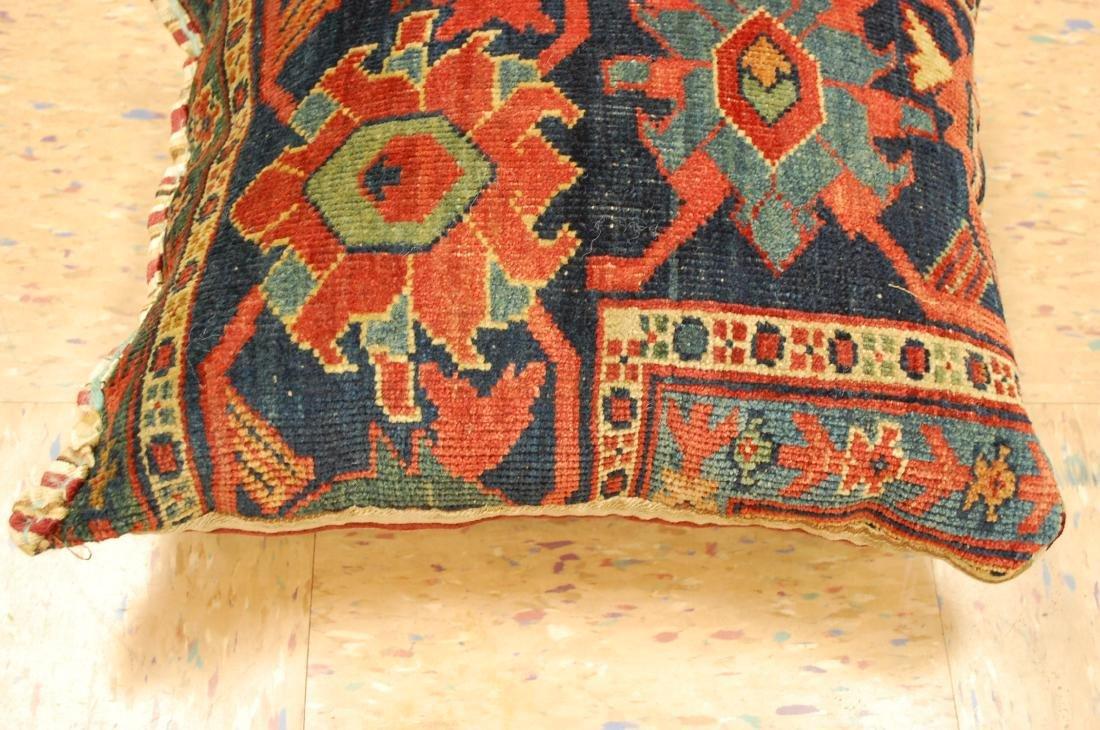 Hand Made Pillow Rug 1.3x1.6 - 2