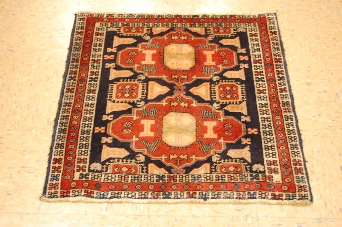 Caucasian Kazak Design Caucasian Rug 2.7x2.10