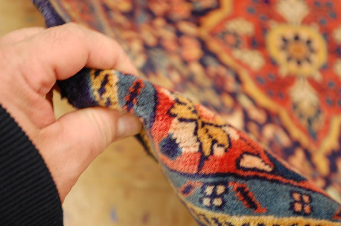 Fine Persian Sarouk Rug 2.4x2.8 - 5