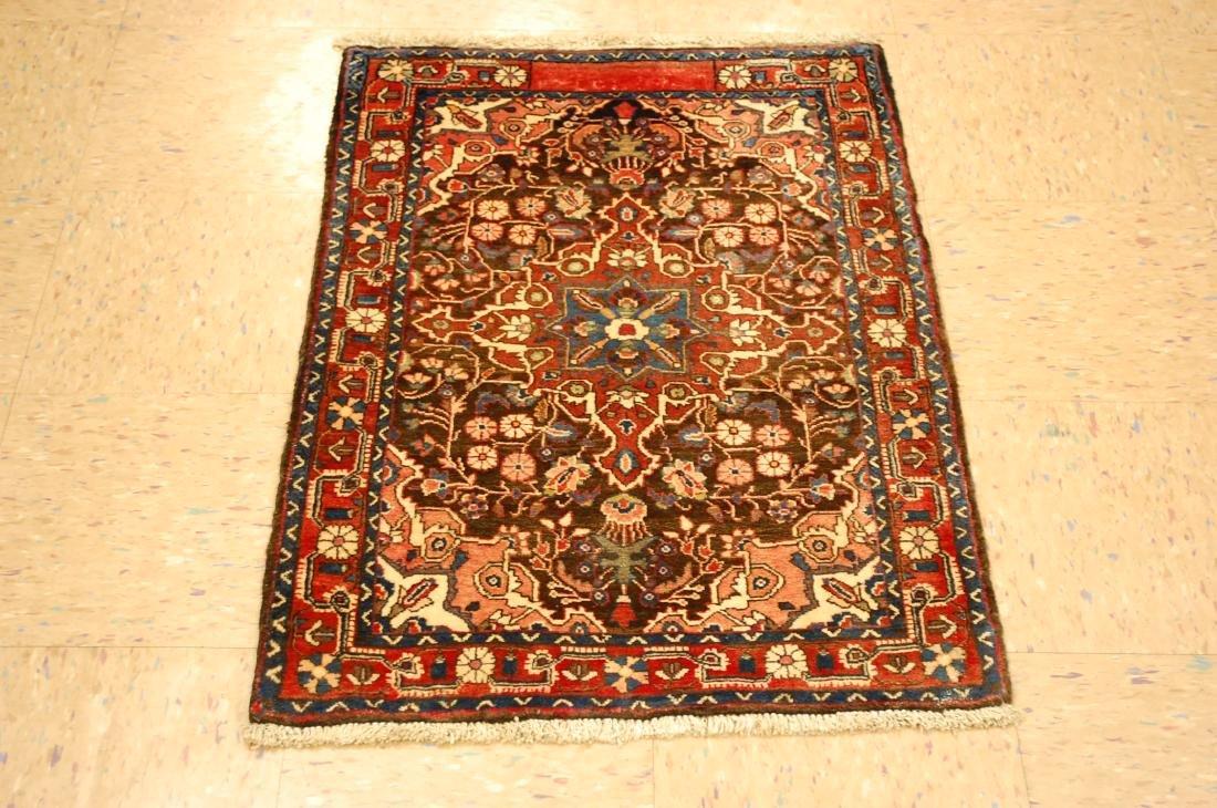 Fine Persian Sarouk Rug 2.1x3.2