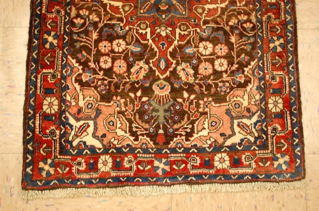 Fine Persian Sarouk Rug 2.1x3.2 - 2