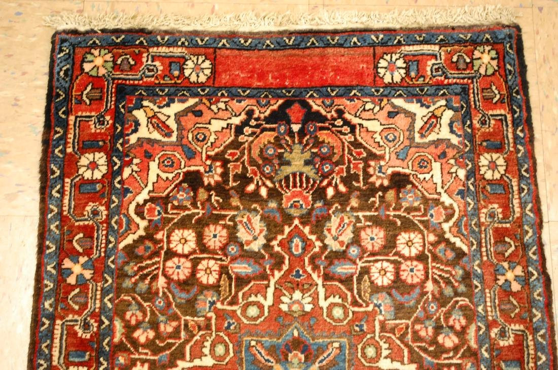 Fine Persian Sarouk Rug 2.1x3.2 - 3