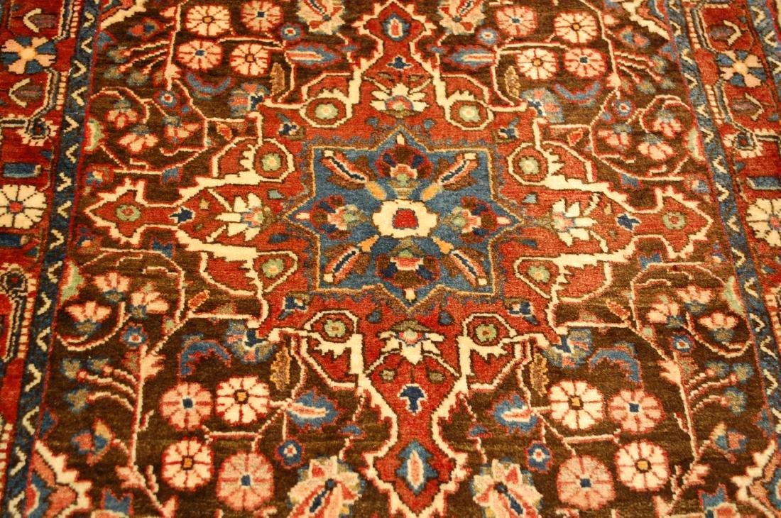 Fine Persian Sarouk Rug 2.1x3.2 - 5