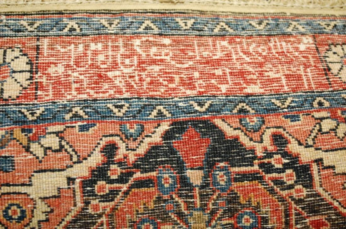 Fine Persian Sarouk Rug 2.1x3.2 - 7