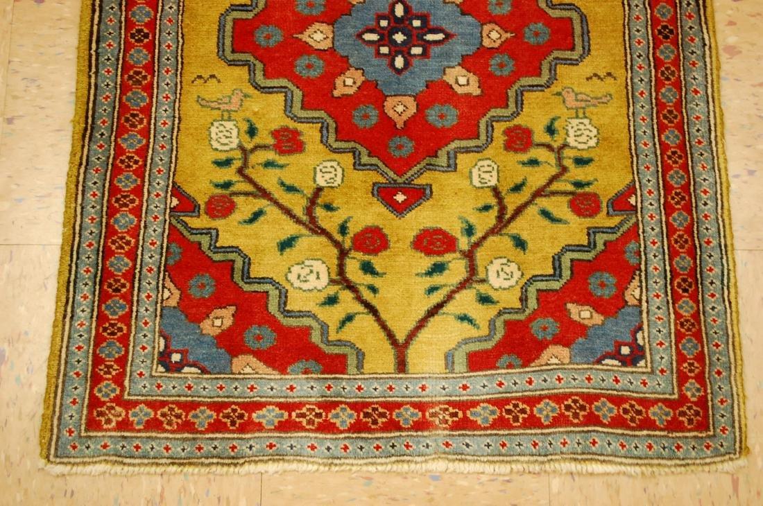 Caucasian Kazak Design Caucasian Rug 2.5x3.3 - 2