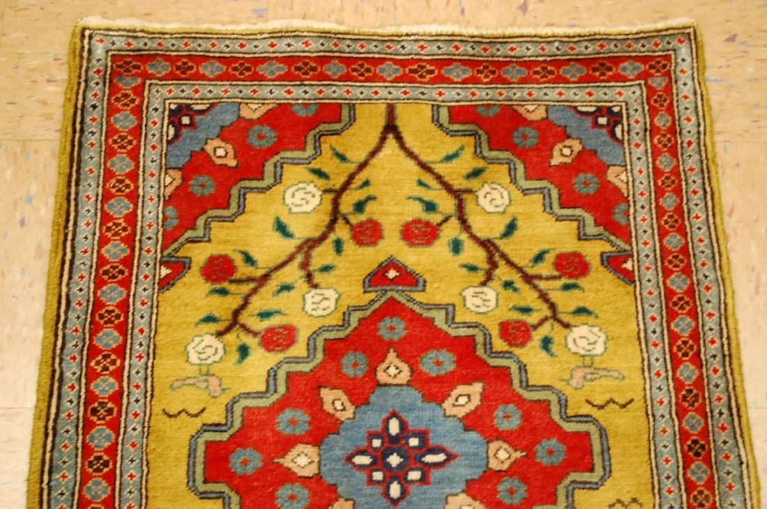 Caucasian Kazak Design Caucasian Rug 2.5x3.3 - 3