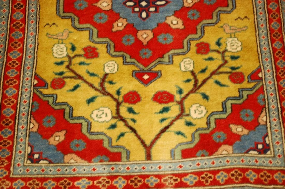 Caucasian Kazak Design Caucasian Rug 2.5x3.3 - 6