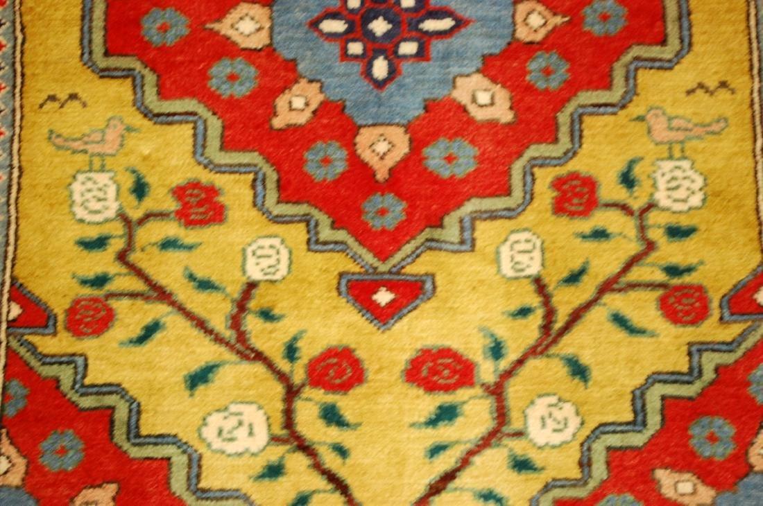 Caucasian Kazak Design Caucasian Rug 2.5x3.3 - 7
