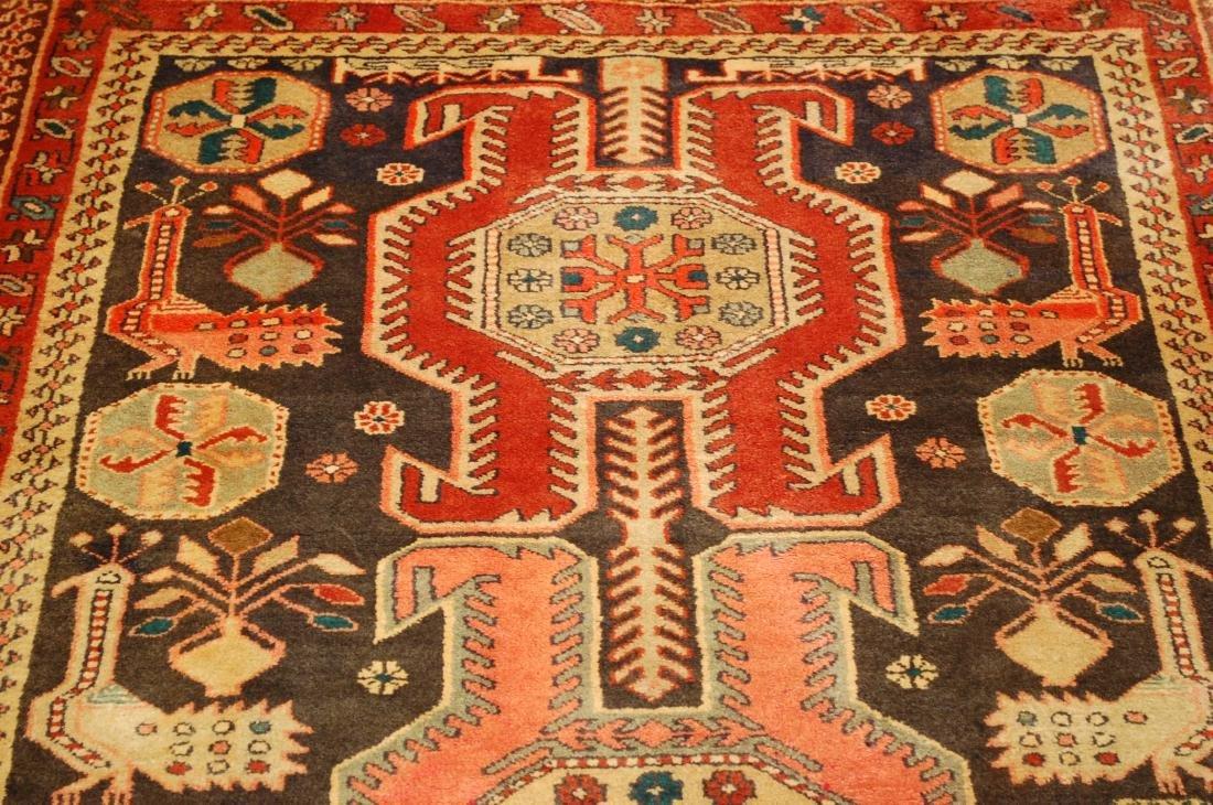 Caucasian Kazak Design Caucasian Rug 4x6.10 - 10