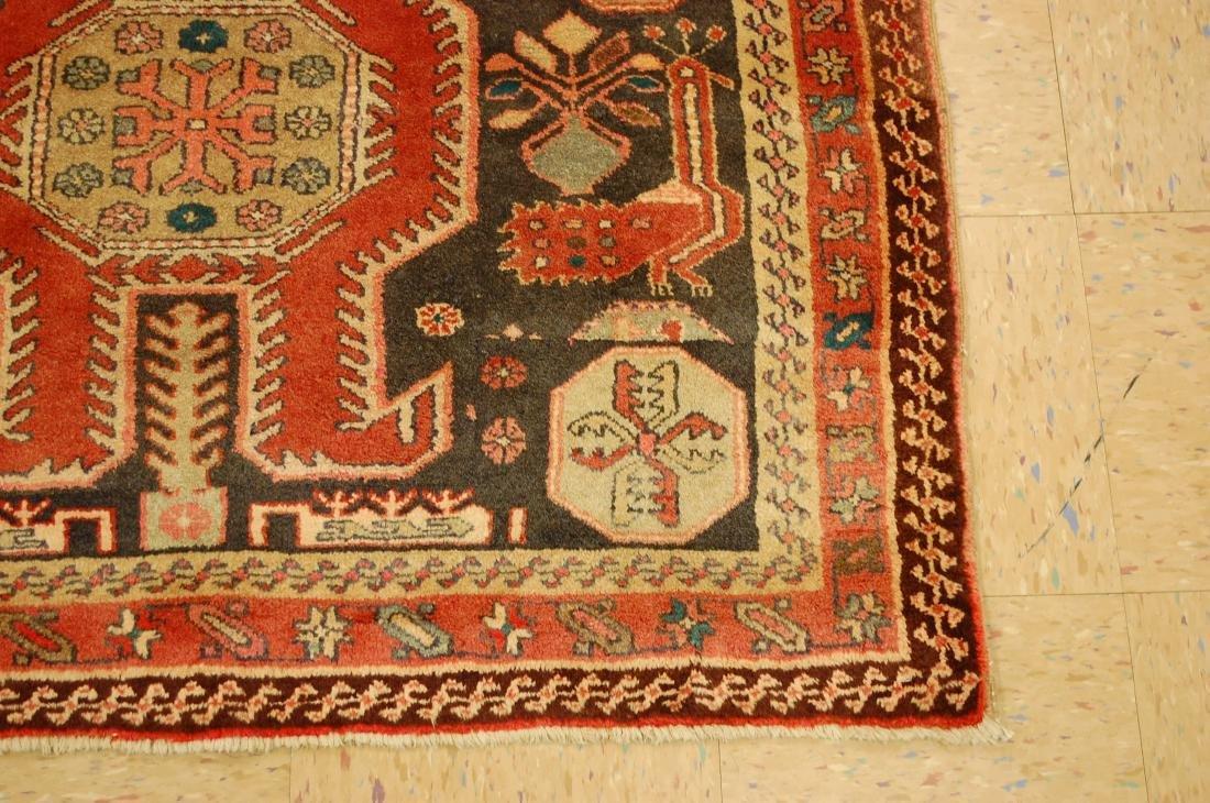 Caucasian Kazak Design Caucasian Rug 4x6.10 - 2
