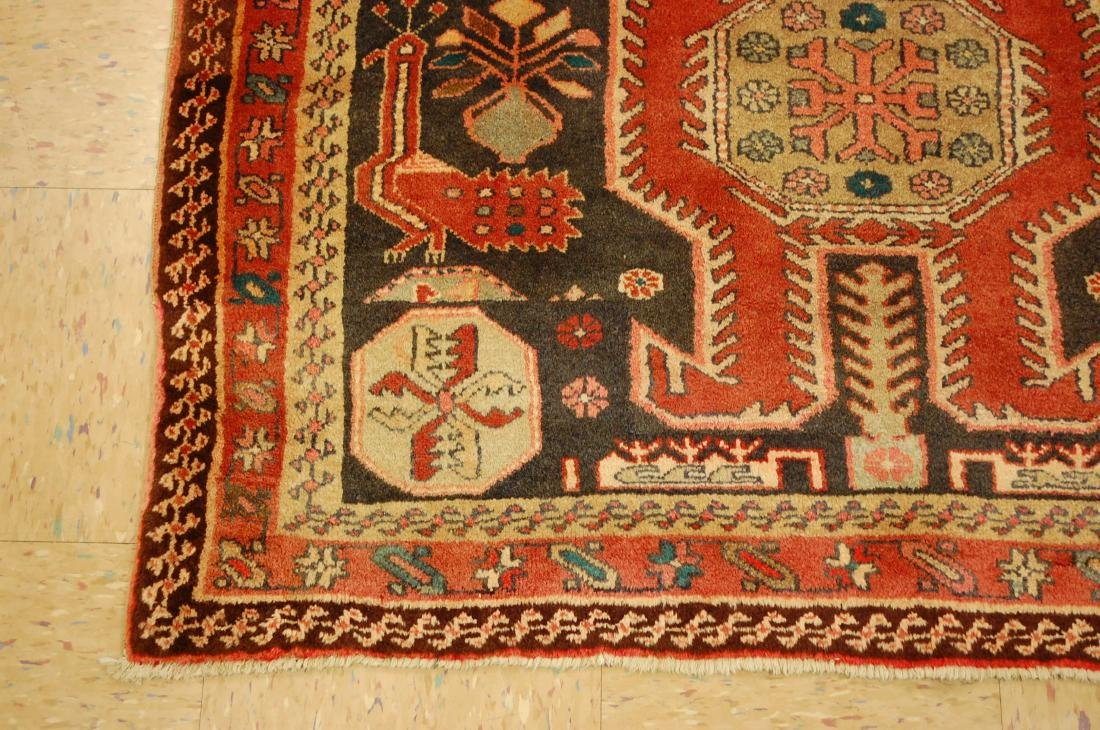 Caucasian Kazak Design Caucasian Rug 4x6.10 - 3