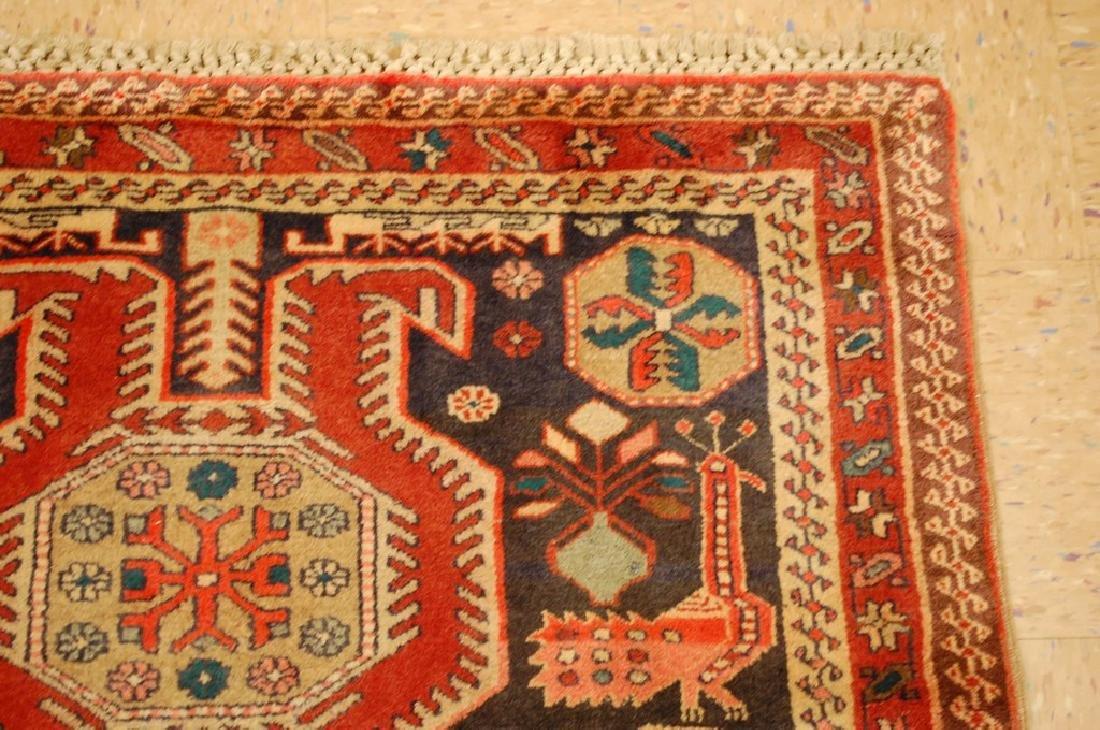 Caucasian Kazak Design Caucasian Rug 4x6.10 - 5