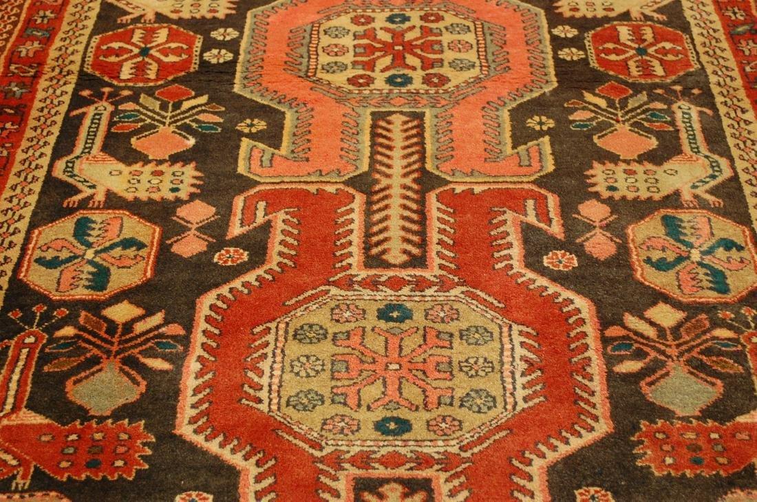 Caucasian Kazak Design Caucasian Rug 4x6.10 - 6