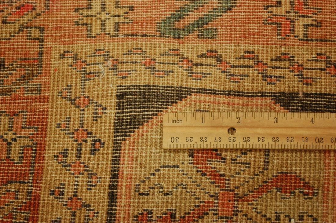 Caucasian Kazak Design Caucasian Rug 4x6.10 - 9