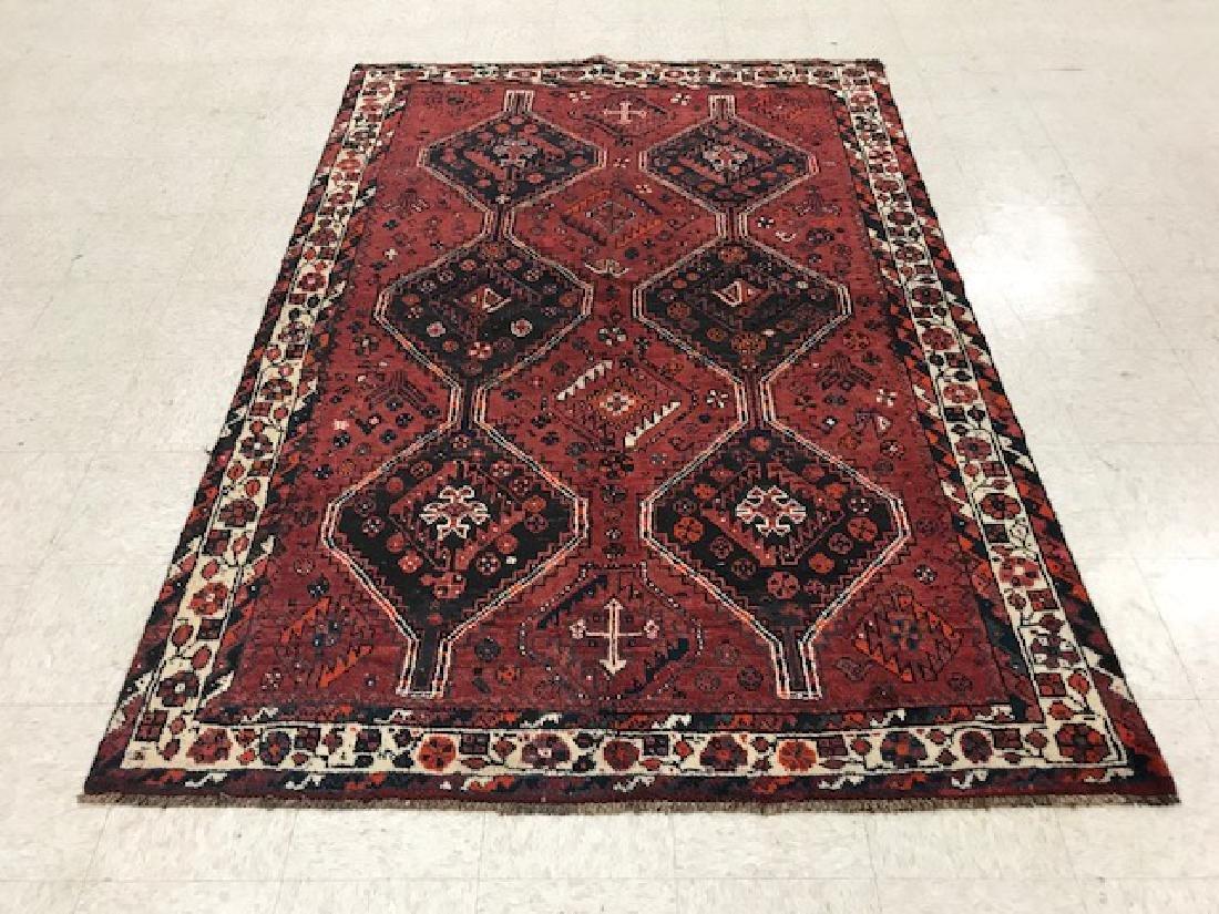 Shiraz Rug 8.6x5.9
