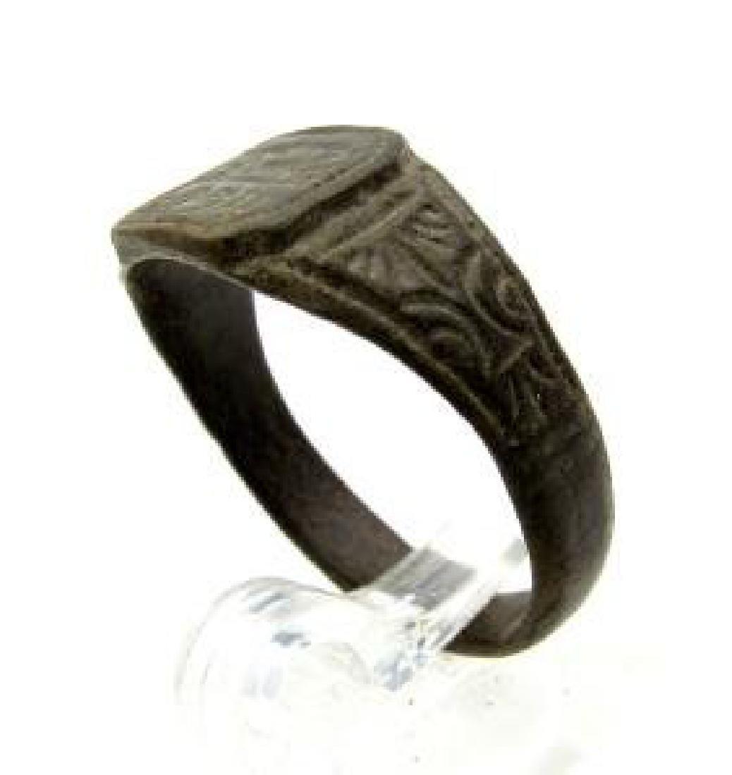 Post Medieval1894 commemorative ring - 3