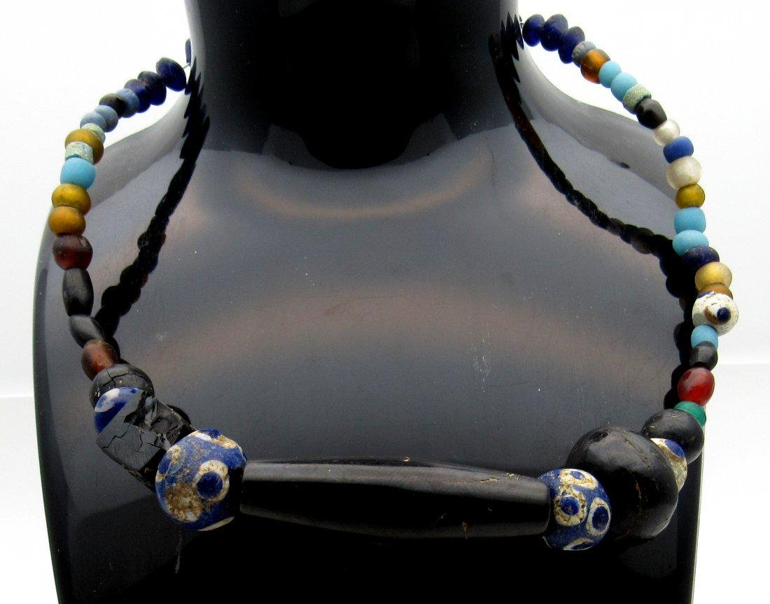 Medieval Viking Beaded necklace