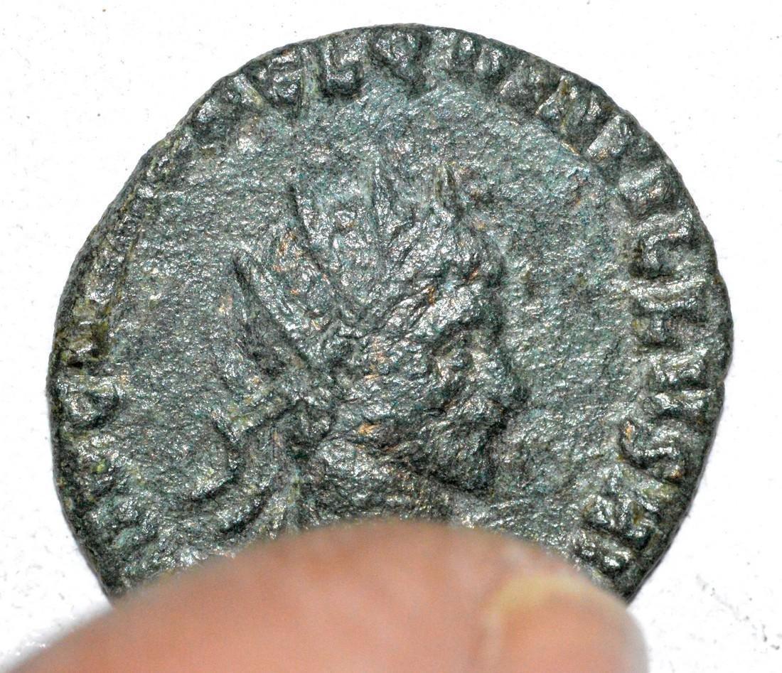 Rare Roman Antoninianus of Quintillus