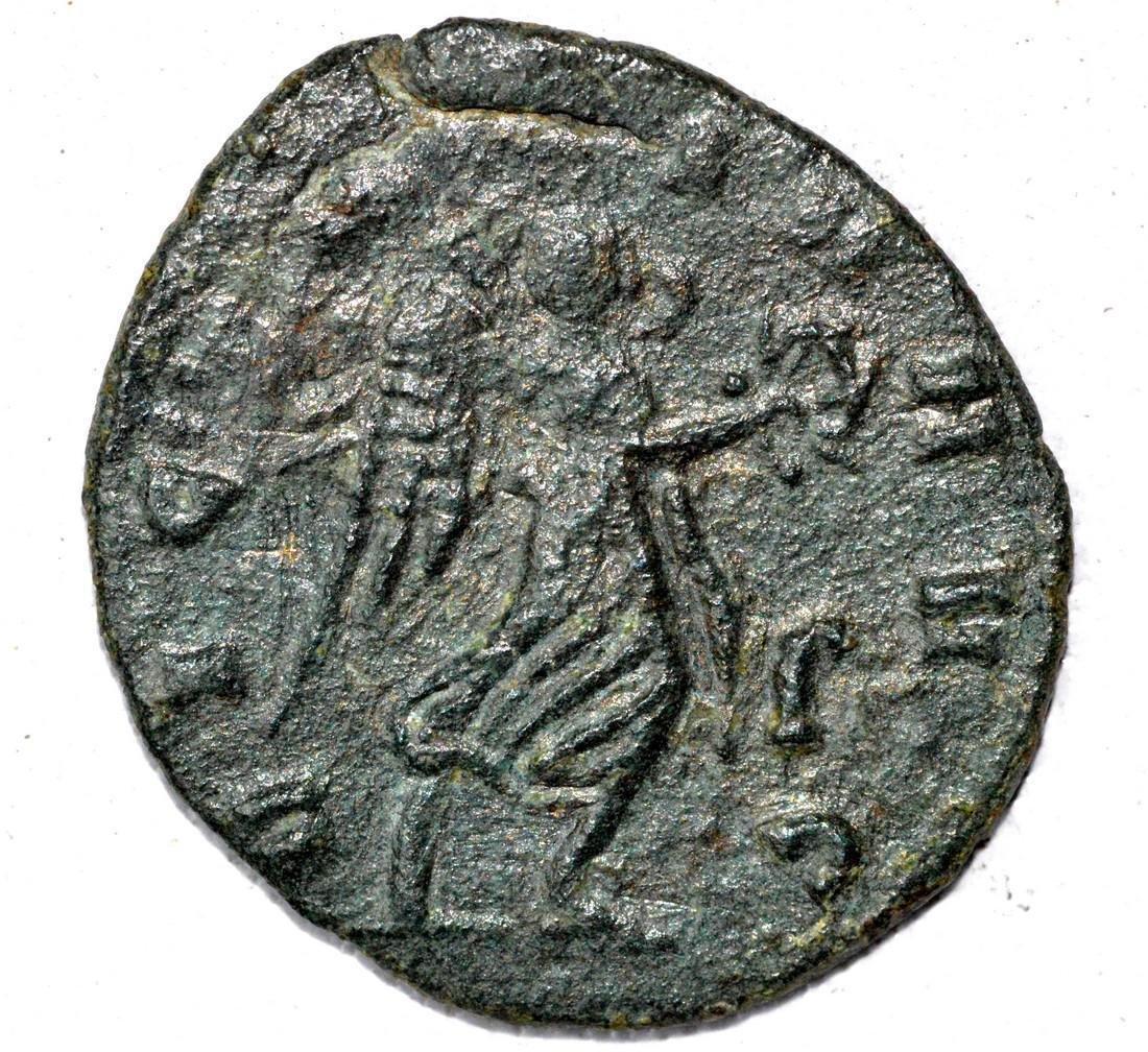 Rare Roman Antoninianus of Quintillus - 2