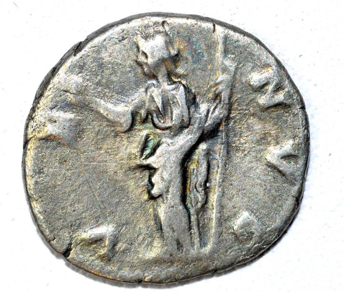 Roman AR Denarius of Lucilla, rv. Venus - 2