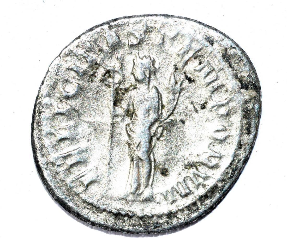 Roman AR Radiate of Gordian III, rv. Felicitas - 2
