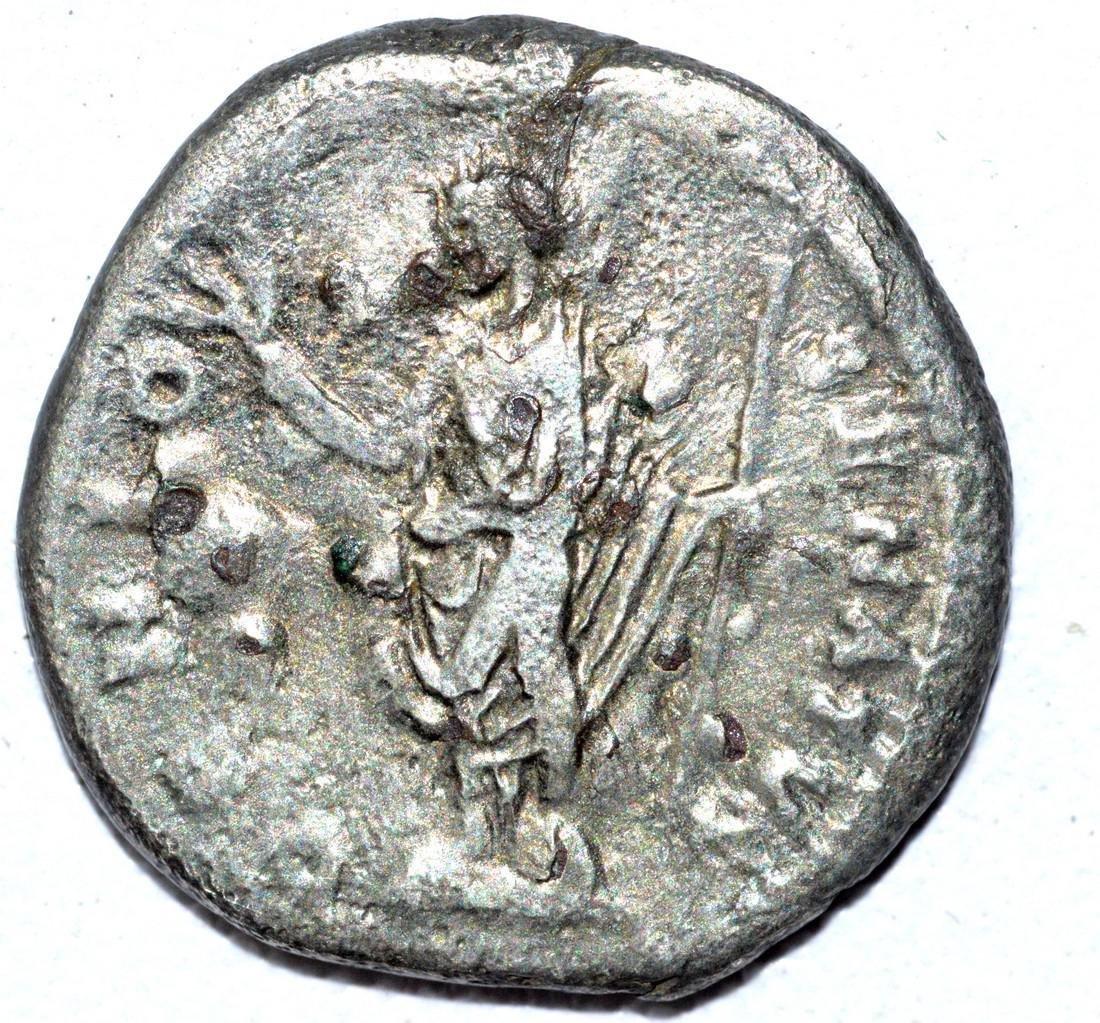 Antoninus Pius AR Denarius, rv. Honos - 2