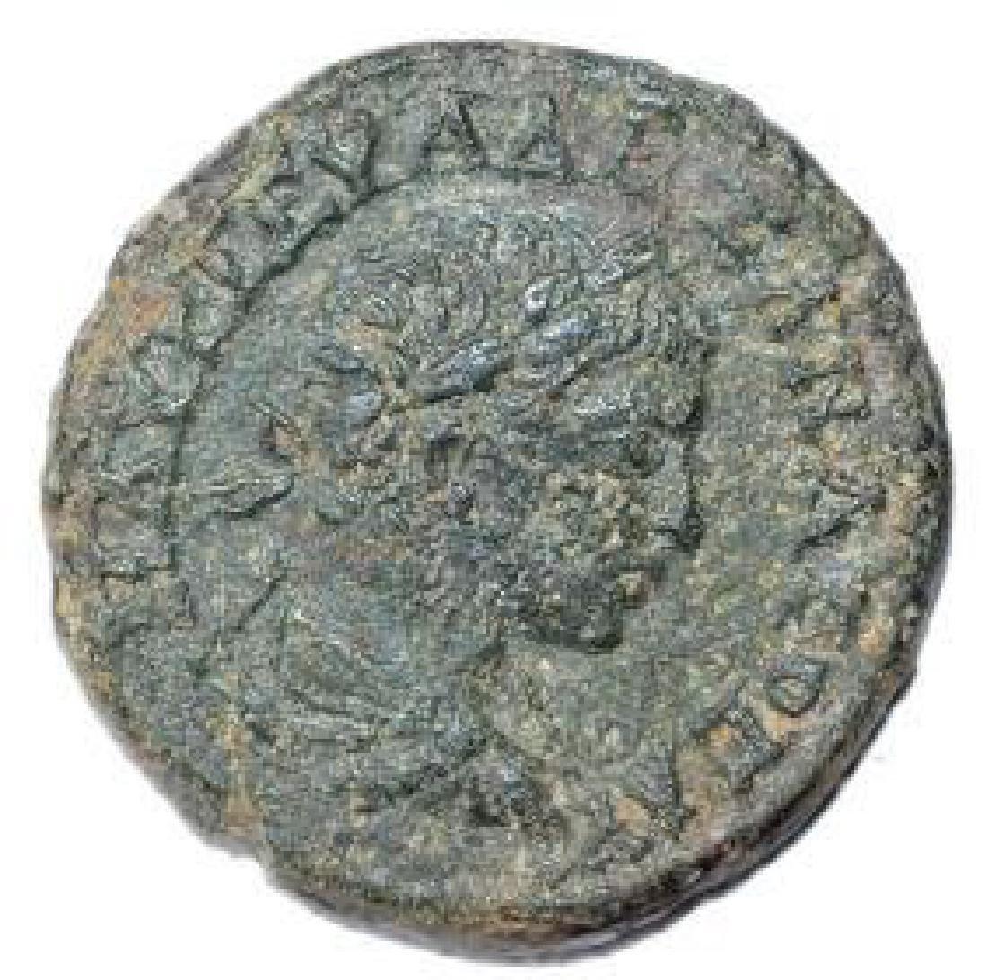 Ancient Roman Provincial Coin - Alexander Severus