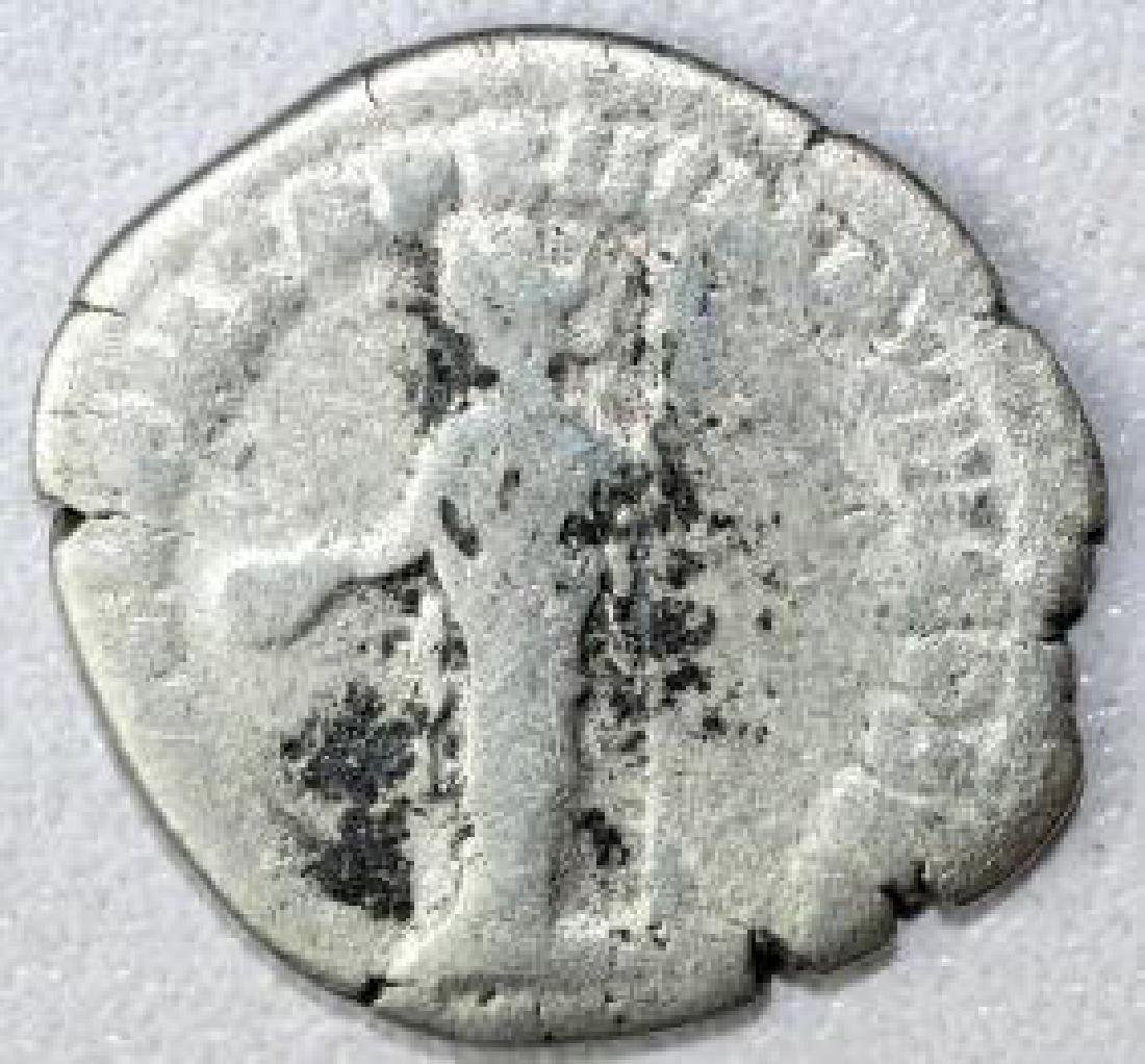 Ancient Roman Denarius Coin - Commodus - 2