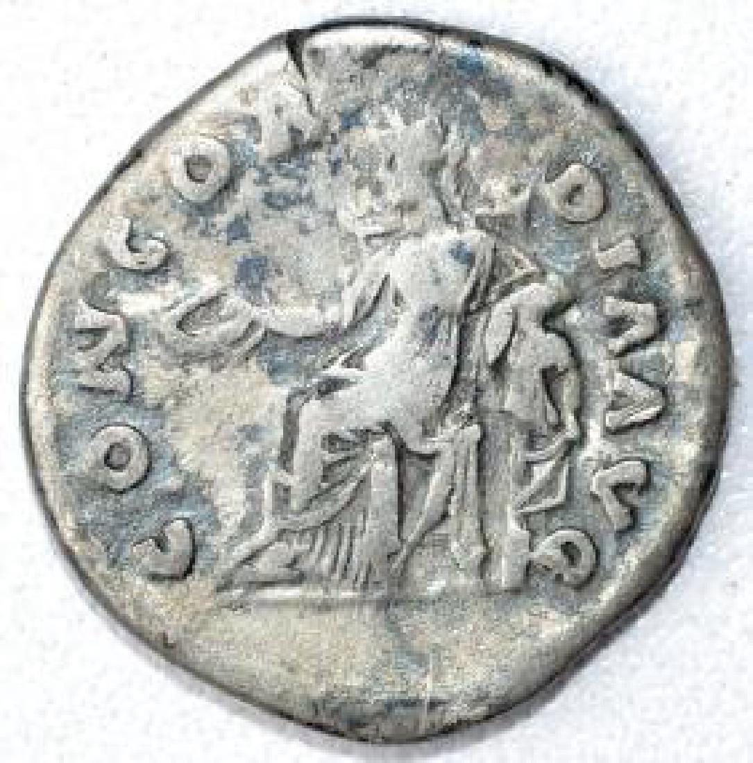Ancient Roman Denarius Coin - Sabina - 2
