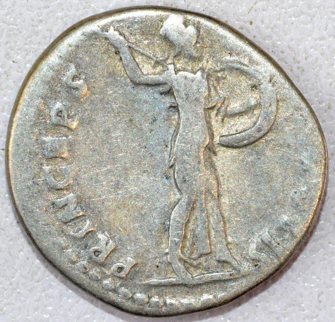 Rare Ancient Roman Denarius of Domintian - 2
