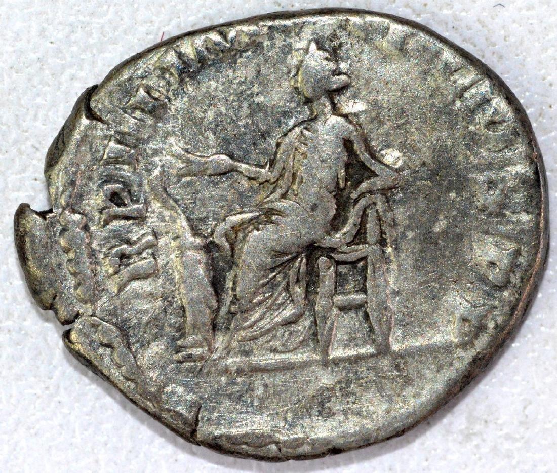 Ancient Roman Denarius of Commodus - 2